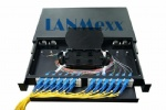 Fiber Optic Patch Panel(Slidable type) RS24