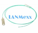 SC/PC OM3 Multimode 50 Fiber Optic Pigtail
