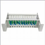fiber optic splitter rack  Fixed fiber optic patch panel ODF-12LGX